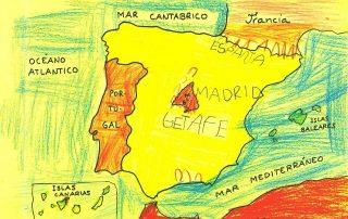 España en dibujos